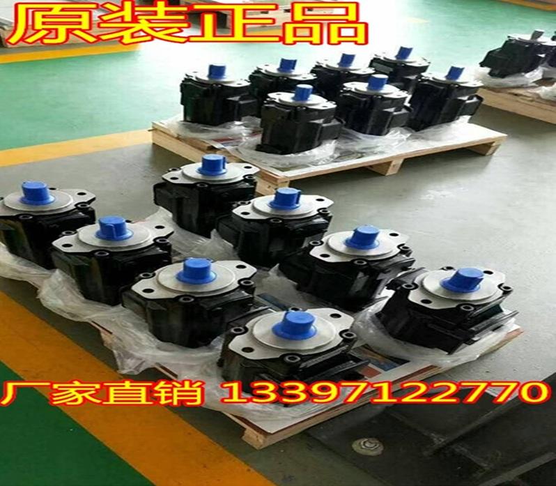代理日本原装进口住友液压油泵QT52-63sumitomo内啮合齿轮泵