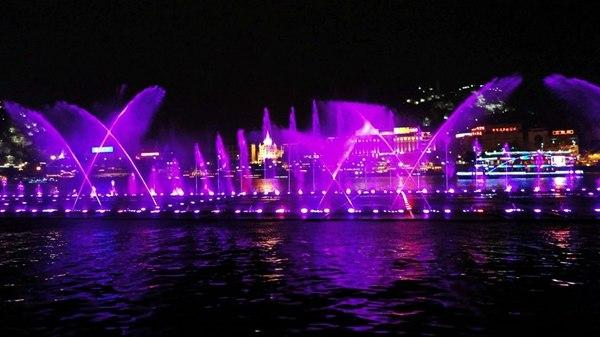 广州星江源游乐设备提供的感应喷泉怎么样-互动感应喷泉哪家好