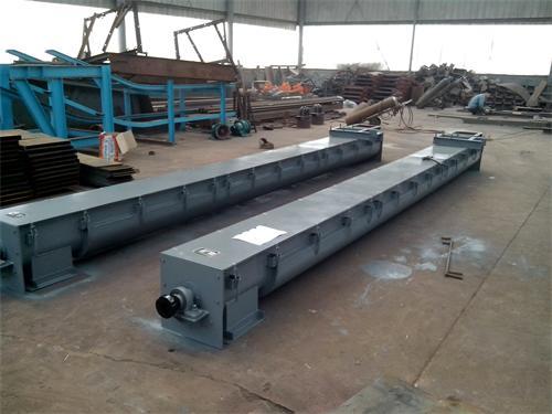 民权县量身定制gx168倾斜螺旋输送机厂家直供