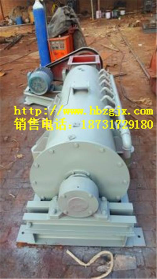 吉安管式螺旋输送机组装图衡泰机械