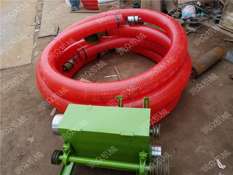 常熟吸粮机常熟160管径30米柴油吸粮机