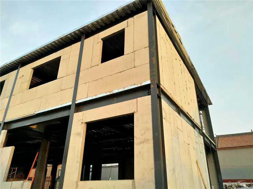唐山市古冶区轻质墙体材料技术进一步提升