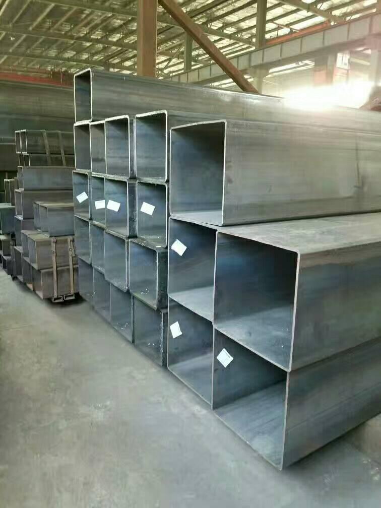 152*76无缝方管Q345B高压锅炉方管厂矿井支架方管定做152*76无缝方管