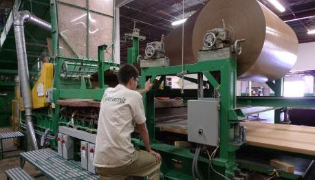 沈阳热销新材料秸秆板材哪里买,出售秸秆板设备