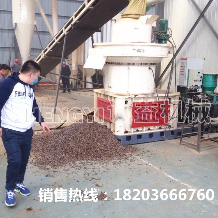 光山县生产颗粒机品牌诚信为本