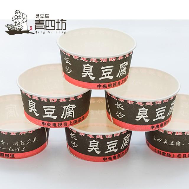 娄底一次纸碗批发 【供应】众致诚豆制品有保障的一次纸碗