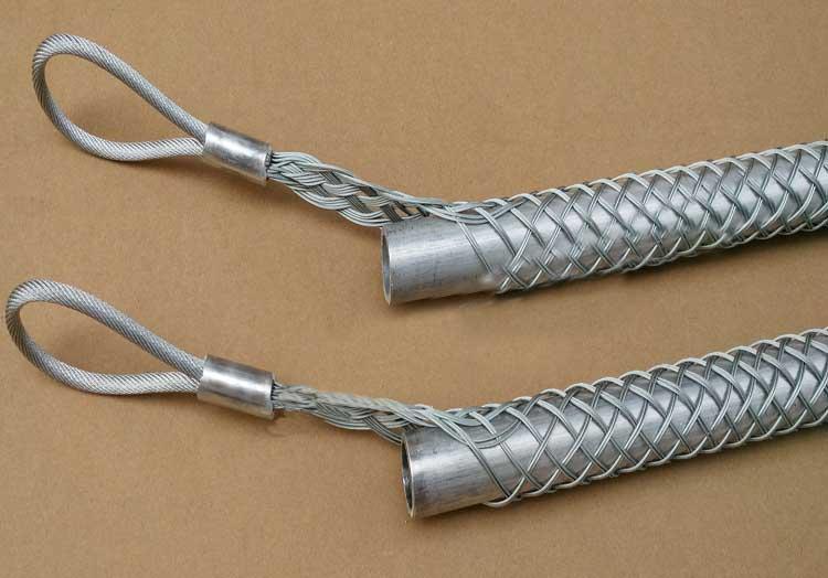 力夫特电缆网套,电缆拉线网套,电缆牵引网套
