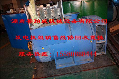 常德600kw通柴发电机维修保养
