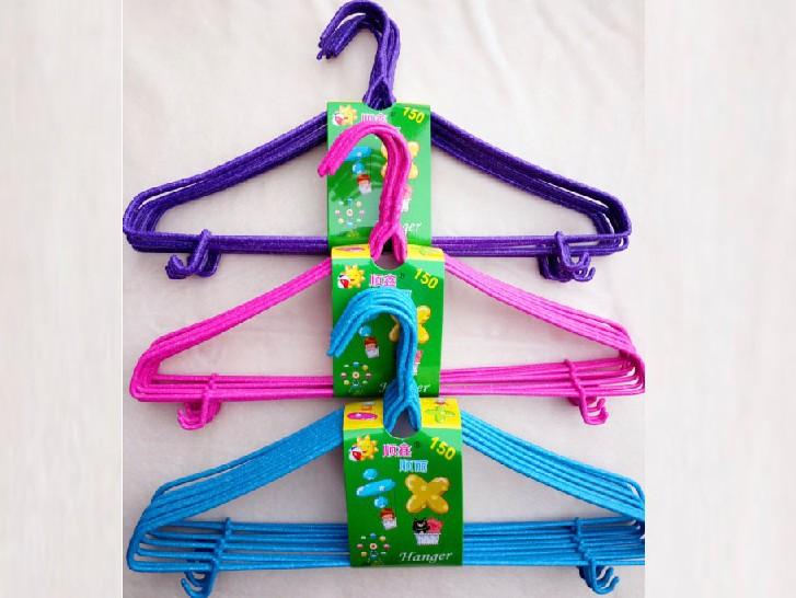 浸塑衣架厂家-到哪儿能买到新款浸塑衣架