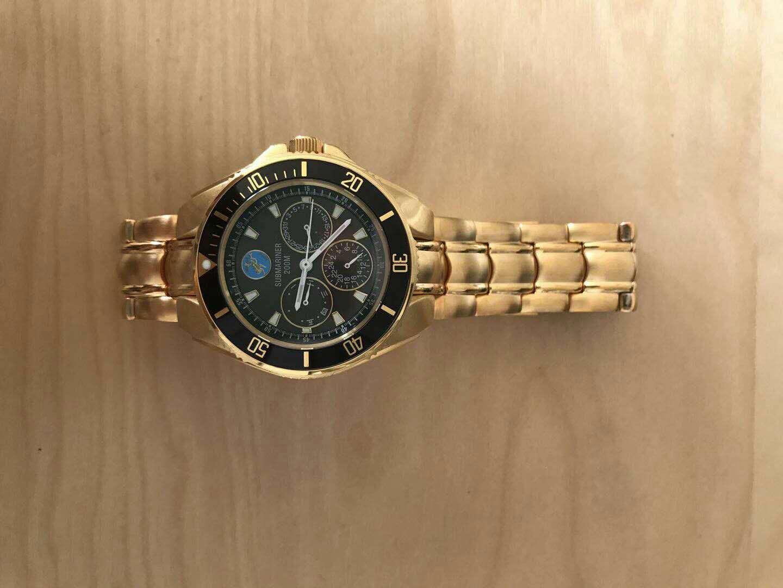 大量供应质量好的泰达商务手表 商务手表范围