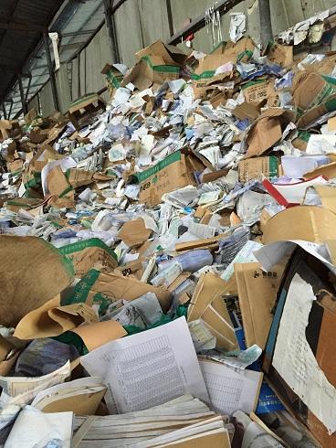 松江保密局文件纸管理局销毁、松江因文件纸到期粉碎处理
