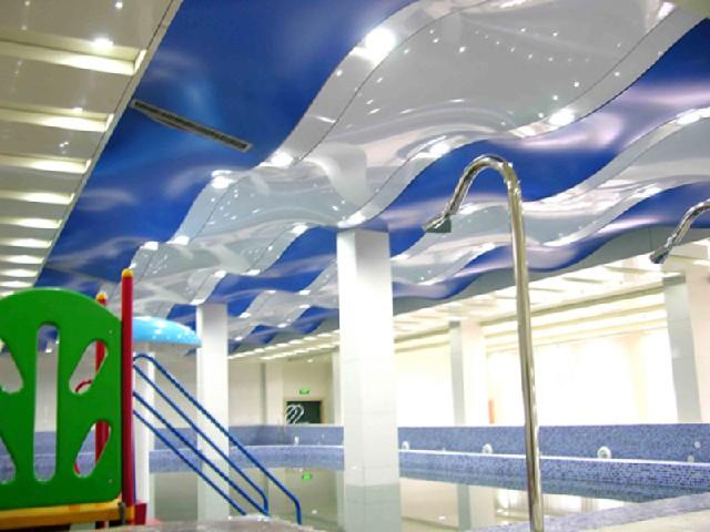 室内软膜天花造价-室内软膜天花厂家