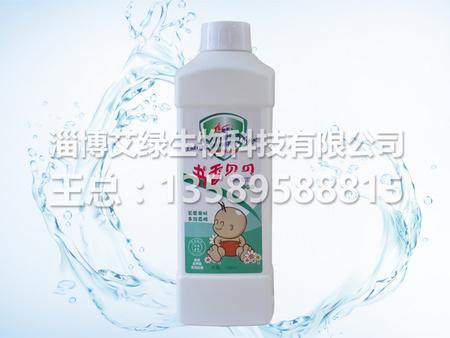 淄博哪里有供应优惠的婴儿洗衣液|婴幼儿洗衣液加盟