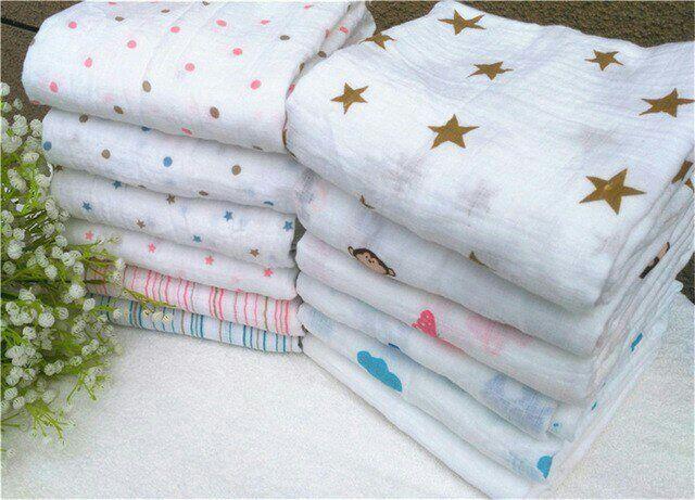 muslin�布毯子