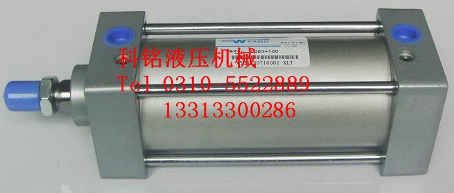 气缸生产厂家就找科铭液压设备_自由安装型气缸