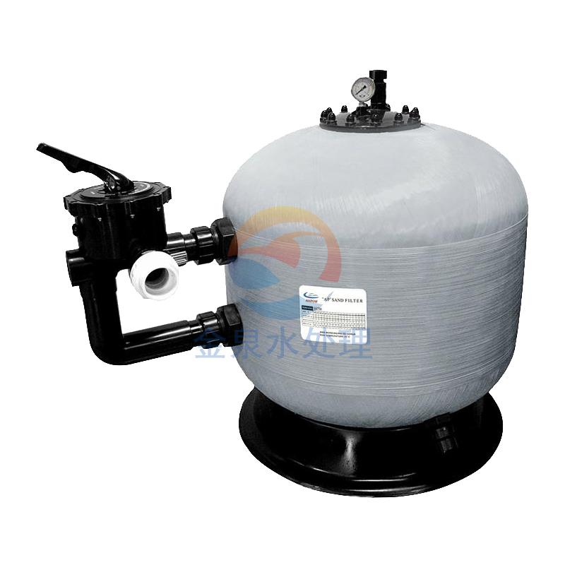 三门峡房地产景区景观池水处理设备公司过滤设备