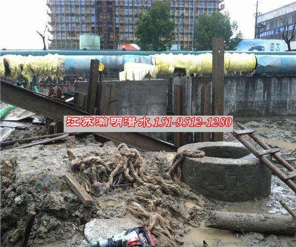 三门峡市大坝水下堵漏公司哪家