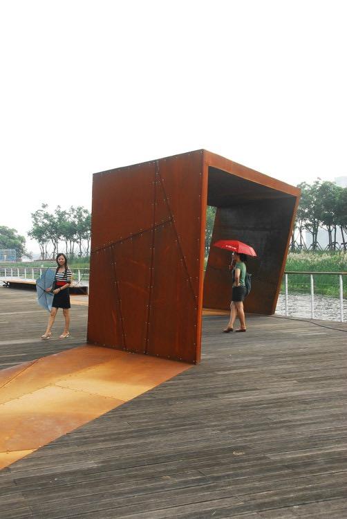 Q235NH耐候钢板做锈、淮安锈板价格