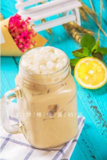 厦门专业的爆爆蛋奶茶批发——加盟奶茶店