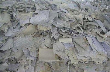 上海废纸回收上海旧纸板回收