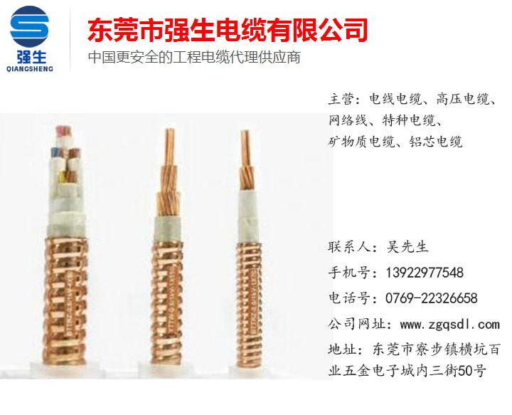 东莞合理的矿物质电缆-广东矿物绝缘电缆