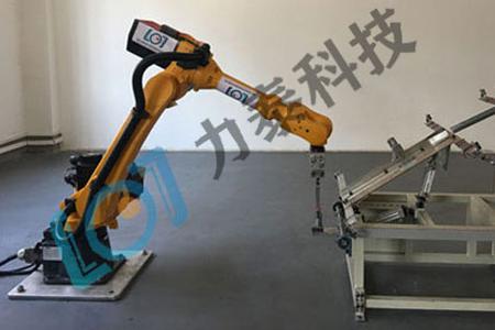 产品报道工业机器人力泰机械手臂全自动上下料制造