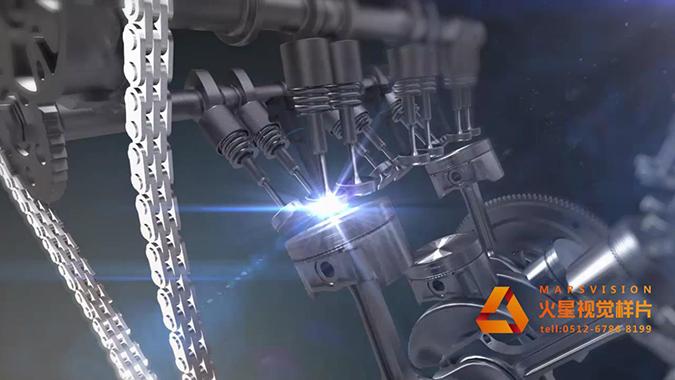 无锡施工动画 工业三维设计 常州火星视觉设计