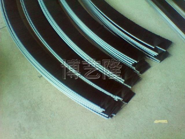 优质剑麻刷条批发 安徽专业的尼龙丝条刷供应商是哪家