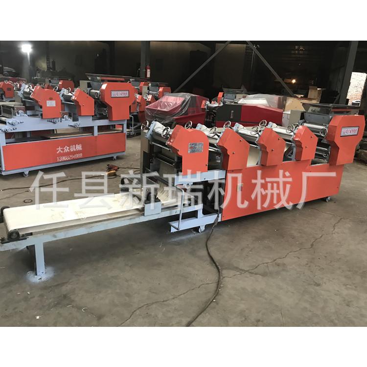 多功能商用MT7-330型鲜面条机 一次成型鲜湿面条机设备