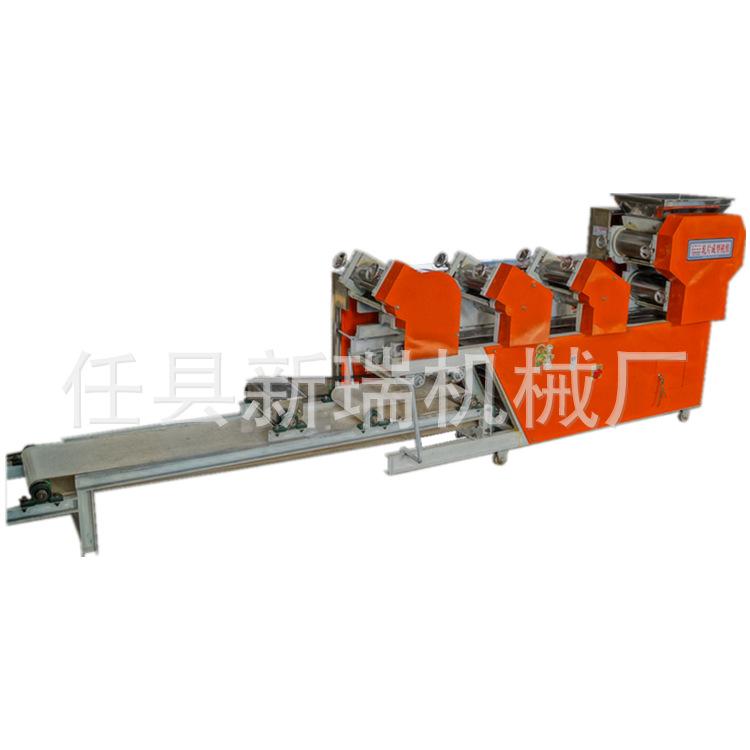 多功能MT6-330型鲜面条机设备 商用一次成型鲜面条生产机械