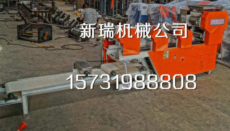 6-300型鲜面条机设备 多功能鲜湿面条生产机械厂家直销