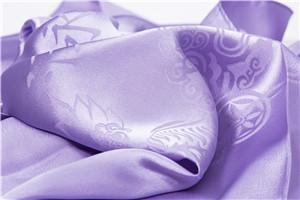 提花素色方巾(�\紫)汪永亨�z�I