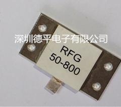 RFG800W-50欧姆法兰终端负载电阻