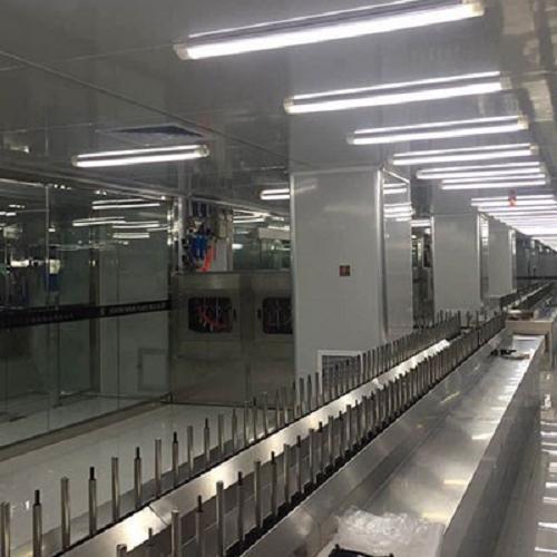 冠豪涂装生产线企业 进口饮料输送线企业 深圳市冠豪工业优乐娱乐有限公司