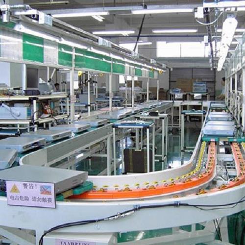 品牌自动流水线企业 五金涂装线设备 深圳市冠豪工业设备有限公司
