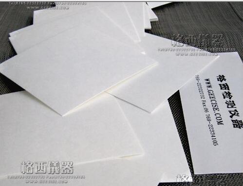 AATCC-X01 吸墨纸白色吸水纸