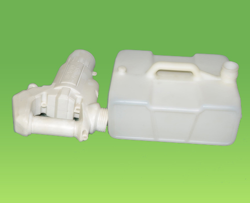 东莞博高公司供应好用的HDPE吹塑包装容器件水上浮筒,普洱HDPE吹塑包装容器汽车配件水上浮筒