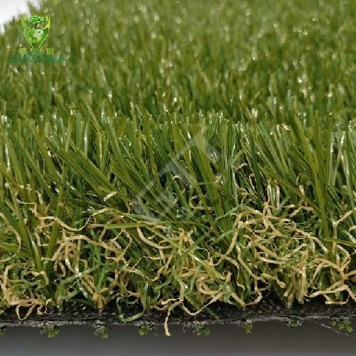 优质的仿真加密景观人造草坪品牌 冬款人造草坪