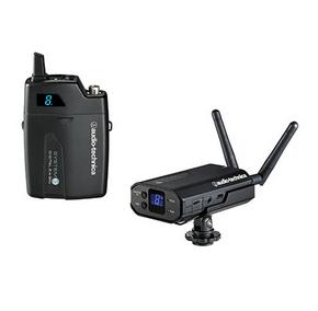 铁三角 ATW-1701 无线领夹采访话筒