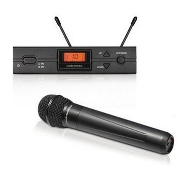 铁三角ATW-2120a   手持无线话筒