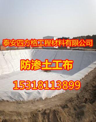 恩施土工布集团现货销售欢迎您来访泰安四方格土工材料公司