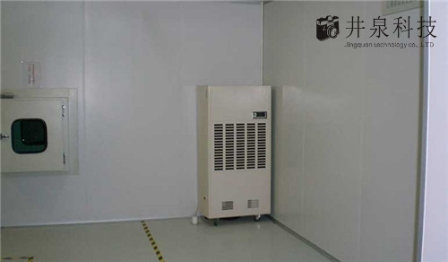 湿腾低温型除湿机ST-8240H-D大型抽湿机加盟