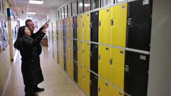 学生书包柜供货厂家-西安周边地区哪里有质量可靠的学生书包柜供应
