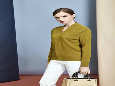 都市牧歌绒业供应质量好的镶钻羊绒针织衫-四川镶钻羊绒针织衫