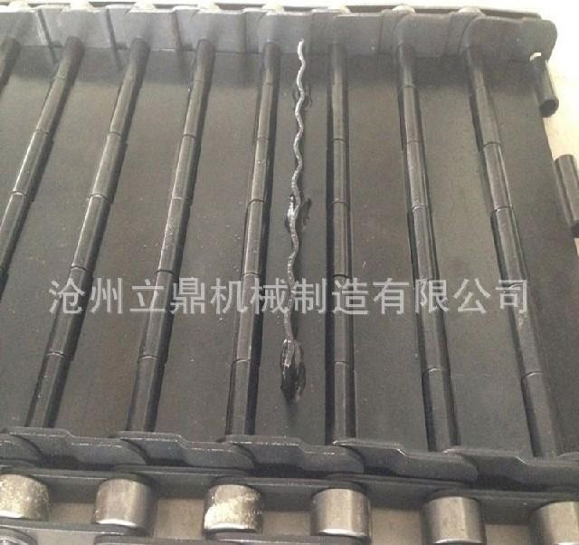 盐山帆布伸缩管质量想买排屑机履带上沧州立鼎机械