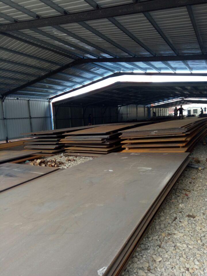 兴安Q355NH耐候钢板厂家直销
