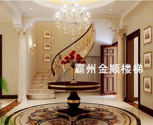 酒店会所楼梯直销_镇江酒店会所楼梯厂家【金顺】