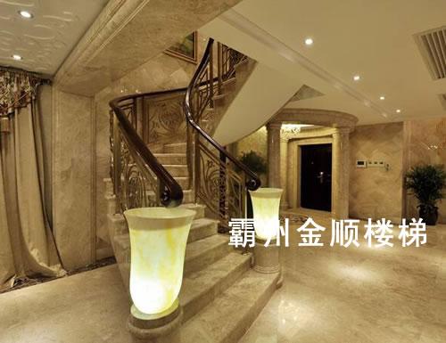 酒店会所楼梯直销_宁波酒店会所楼梯厂家【金顺】