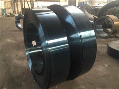 优质沾火钢带专业供应――台湾沾火钢带