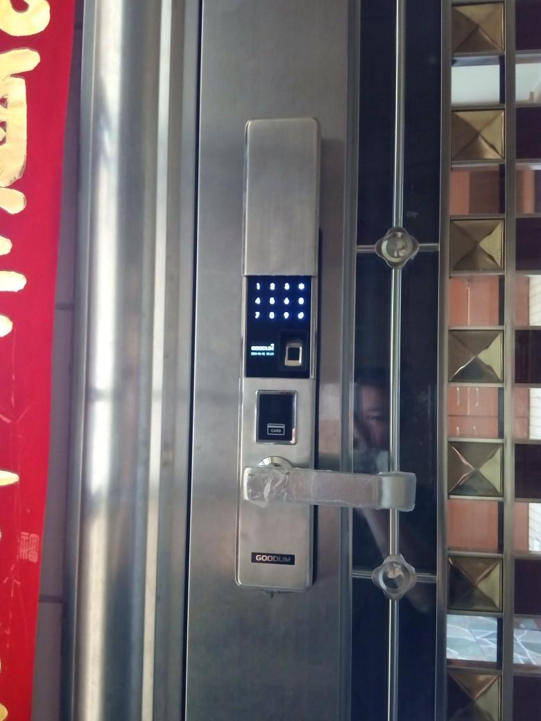 广州换指纹锁锁电话